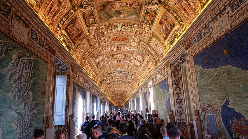 Billet Chapelle Sixtine Vatican