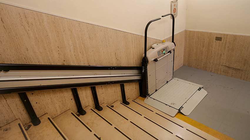 Billet Chapelle Sixtine Vatican handicape
