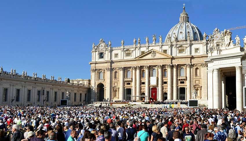 Billet Vatican Basilique Saint Pierre pape