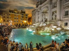 Fontaine Trevi