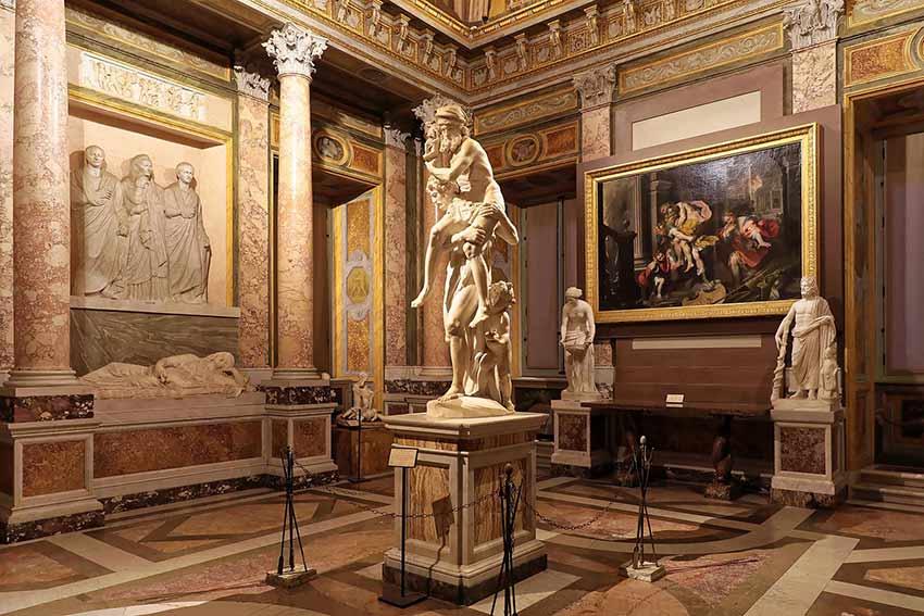 Parc-Villa-Borghese-Rome