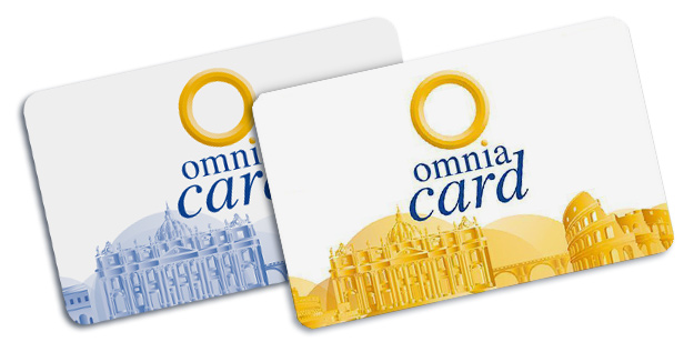 carte pass rome omnia card