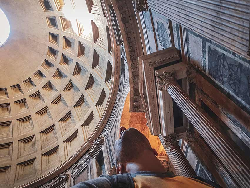 pantheon rome vicente