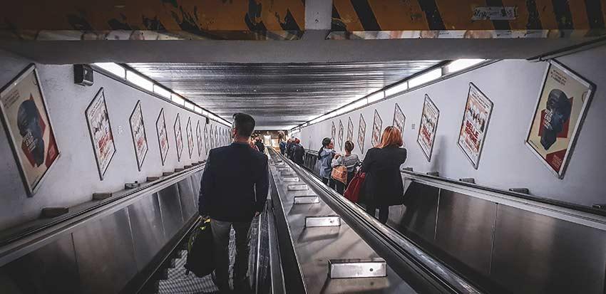 Plan metro Rome