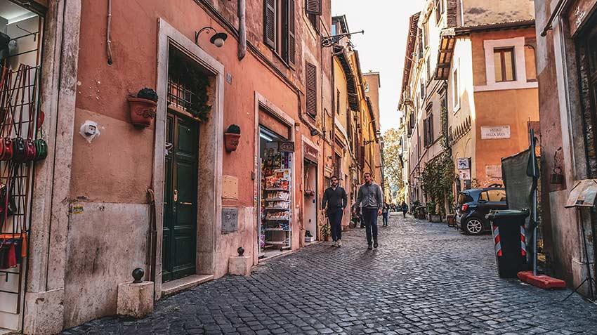 Quartier Trastevere