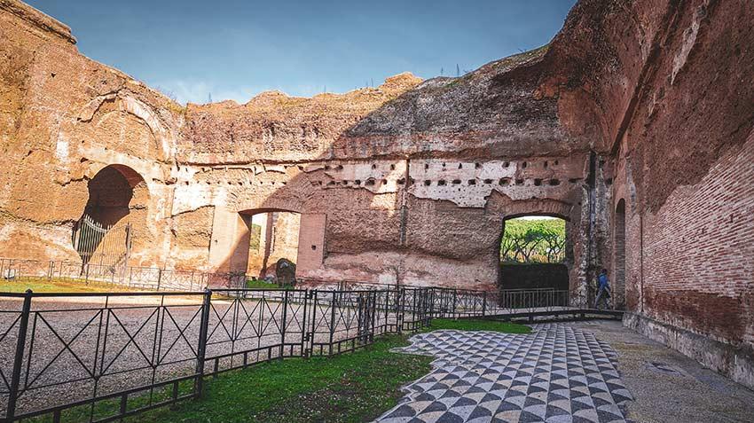 Thermes Caracalla