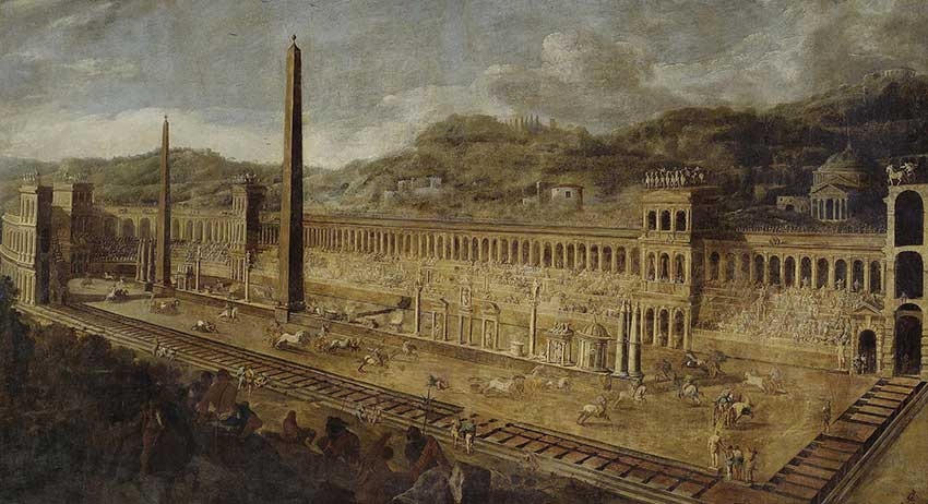 quartier colosseo