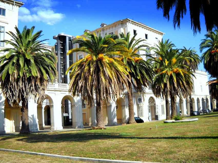 quartier trastevere Palazzo Corsini