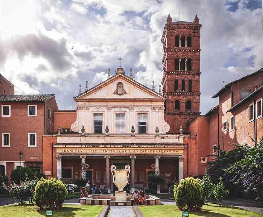 quartier-trastevere-Santa-Cecilia