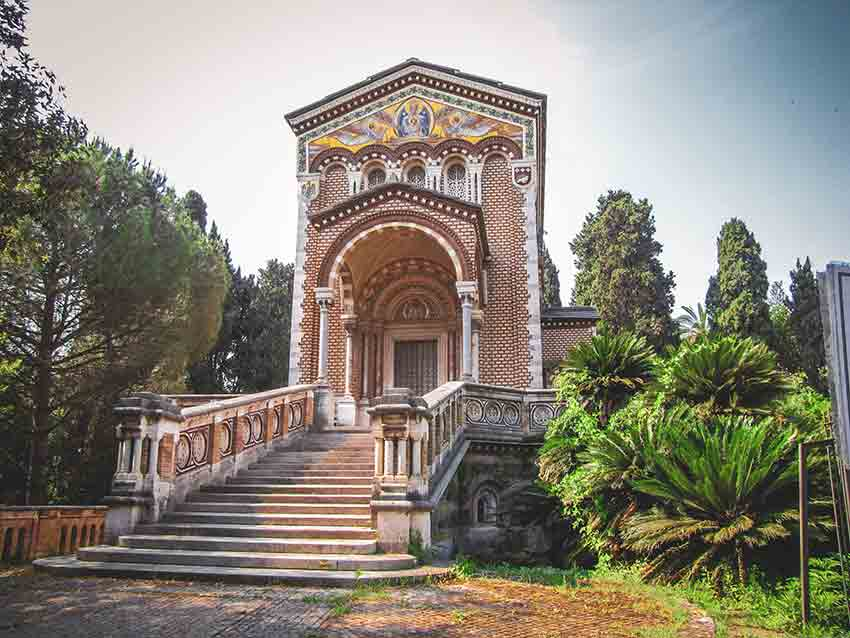 quartier-trastevere-Villa Doria Pamphili