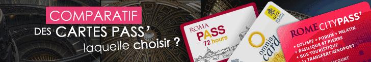 visiter rome carte pass rome