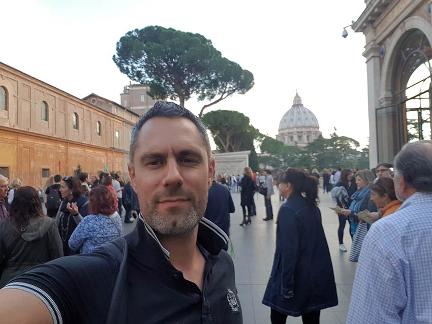 Billet Chapelle Sixtine Vatican888 vicente