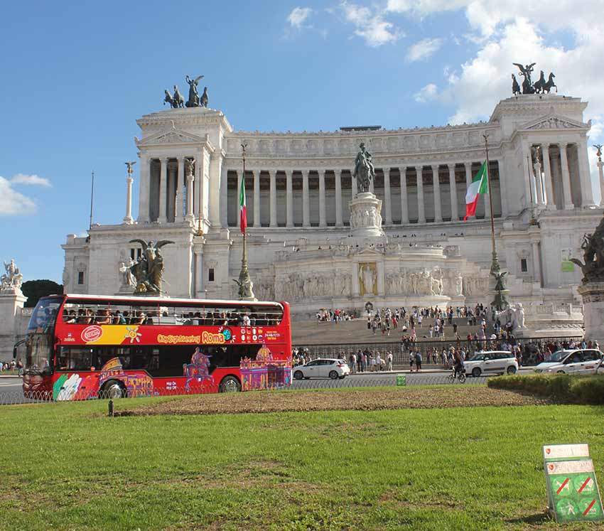 carte pass rome bus